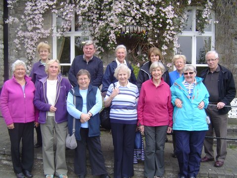 Spring and U3A trip to Grange-over-Sands - 3
