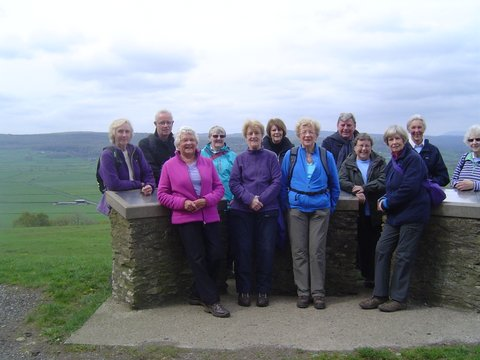 Spring and U3A trip to Grange-over-Sands - 4