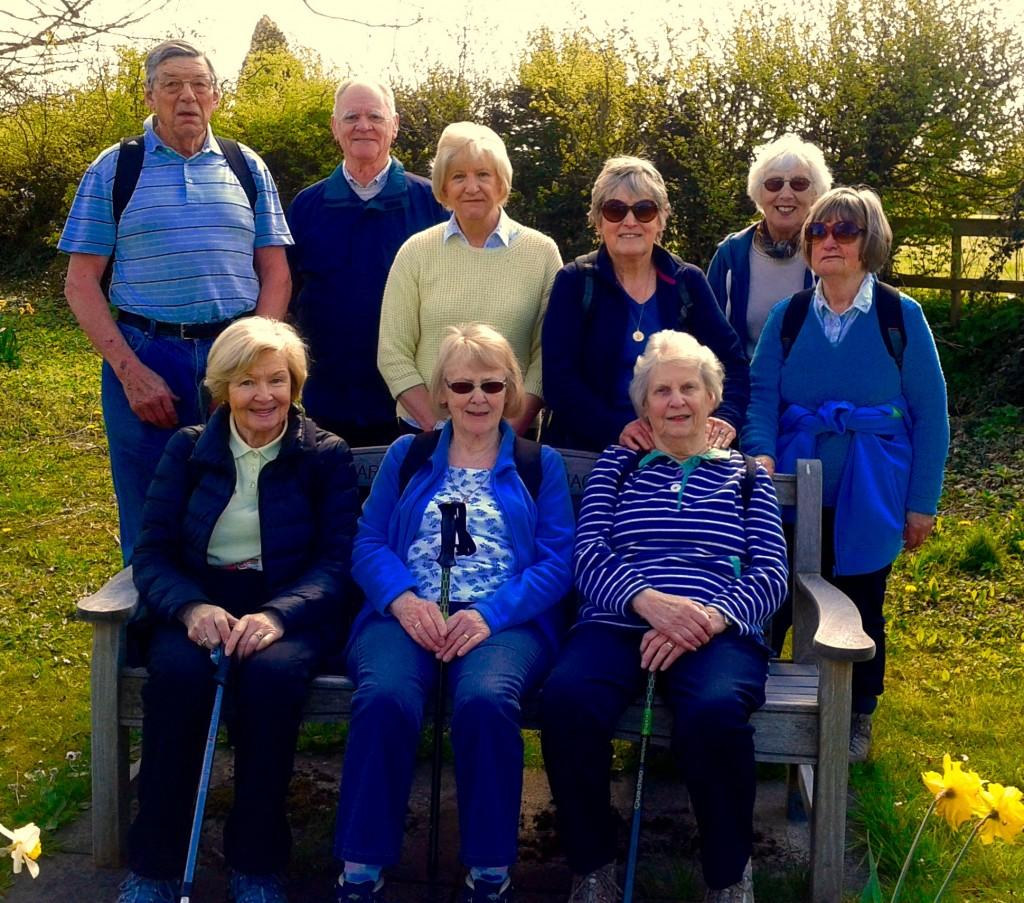 Walking Group 4