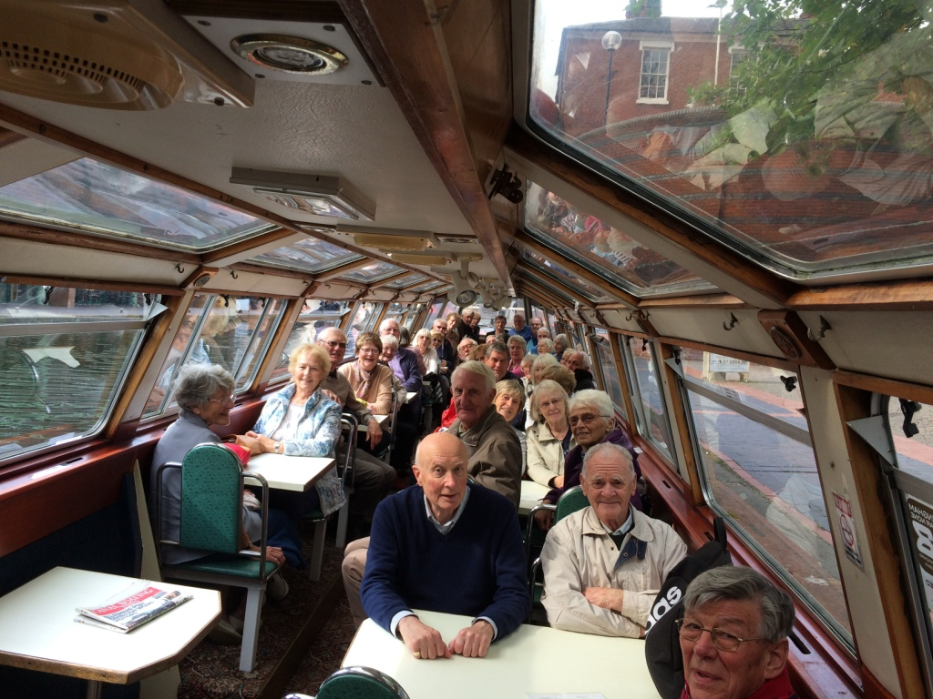 Canal Cruise d